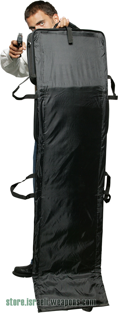 Hagor Full Body Length BulletProof Briefcase IIIA 3A Light Weight Bag