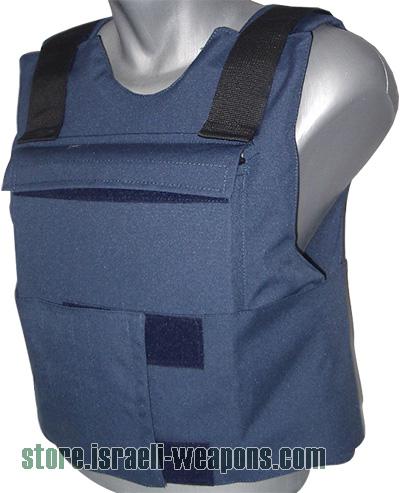 Hagor New External Police BulletProof Vest Personal Body Armor IIIA 3A