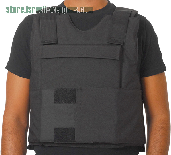 Hagor New External Security Body Guard BulletProof Vest Personal Body Armor IIIA 3A