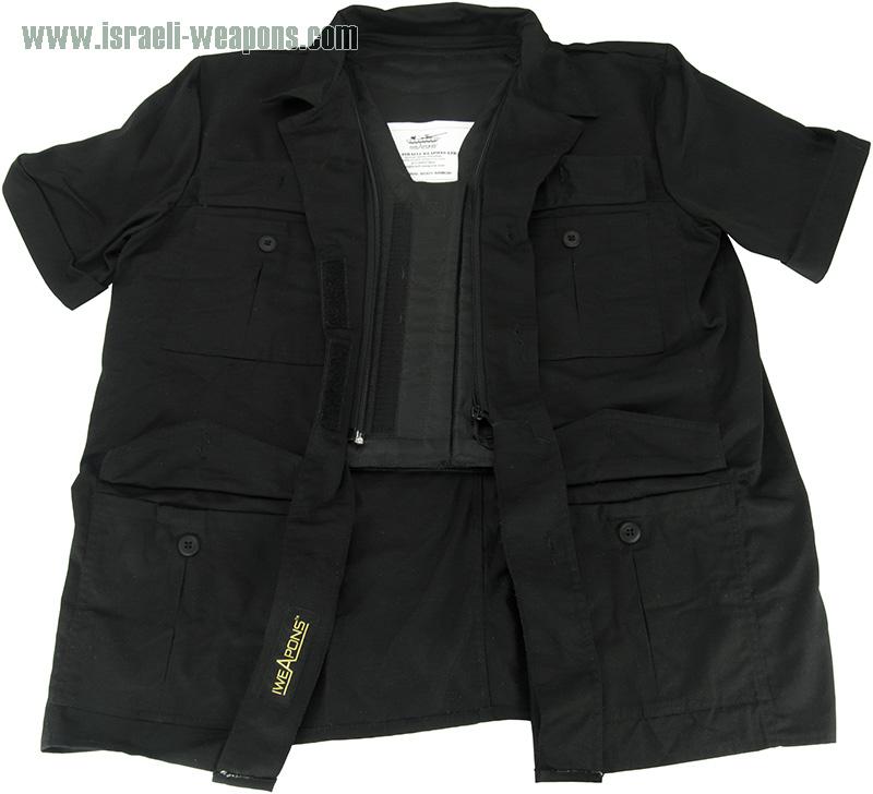 IWEAPONS® Undercover Bodyguard BulletProof Vest Armour IIIA