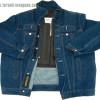 IWEAPONS® Undercover Jeans Jacket Bulletproof Vest Body Armor IIIA