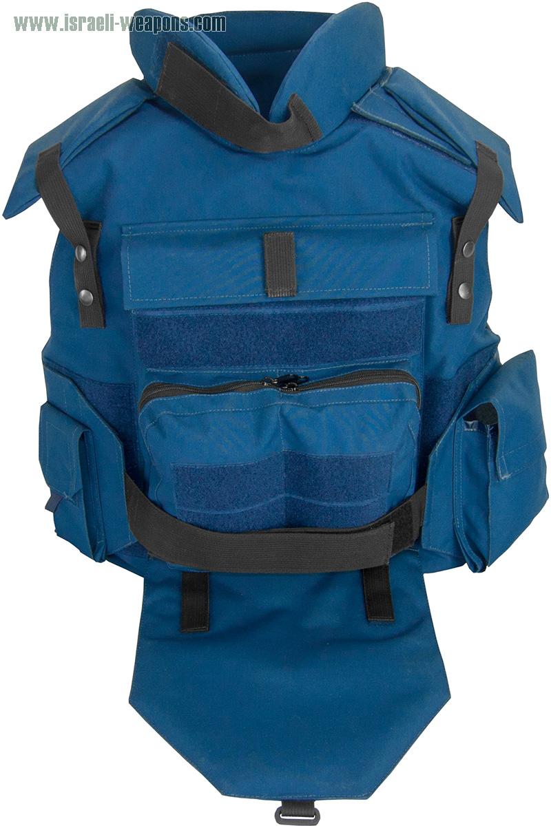 IWEAPONS® Press Titan Bulletproof Vest Body Armour IIIA
