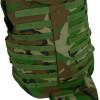 IWEAPONS® Camouflage Bulletproof Vest BodyArmor IIIA