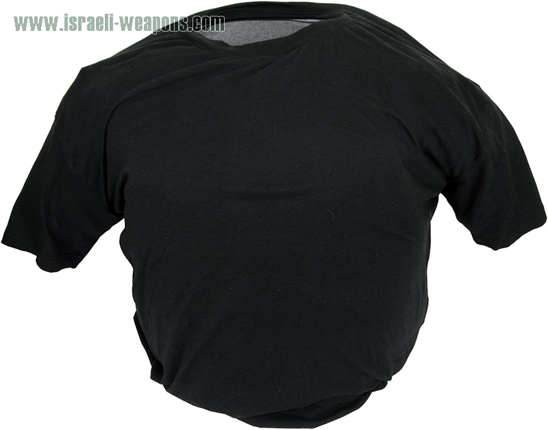 IWEAPONS® Ultra-Thin Concealed T-Shirt Ballistic Vest IIIA