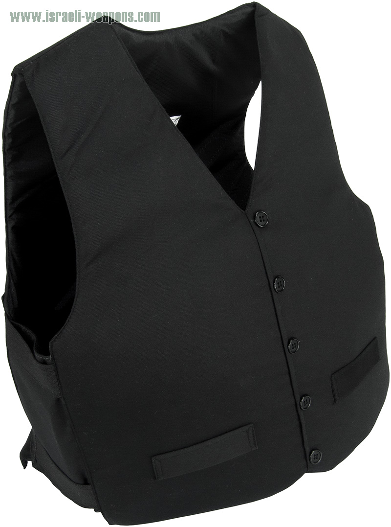 IWEAPONS® VIP Concealable Waist Coat Suit Body Armour IIIA
