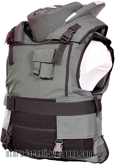Body Armor Material Kevlar and Spectra
