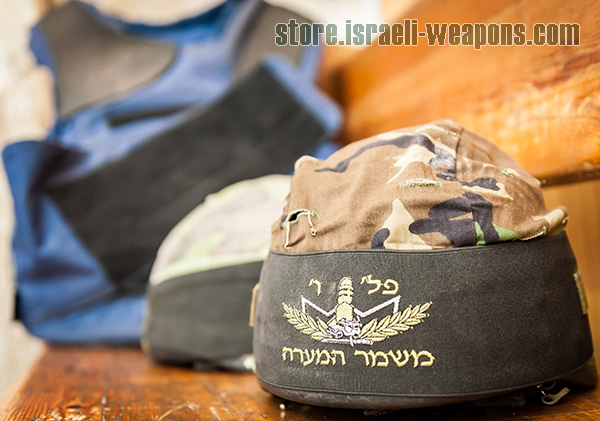Bulletproof Helmet in IDF Service