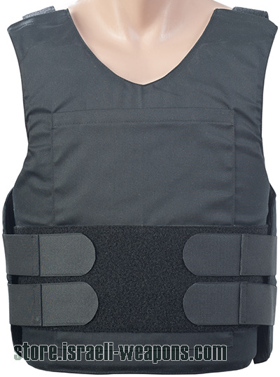 Bulletproof Vest IIA Rating