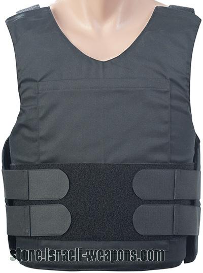 Bulletproof Vest IIA Rating