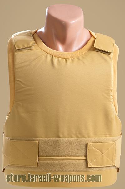 Concealed Bulletproof Vest