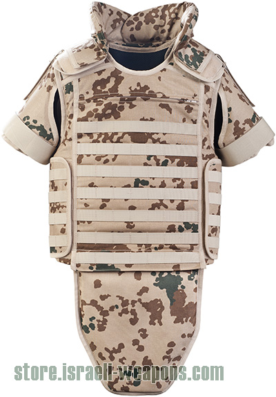 Top Bullet Proof Vest and Body Armor