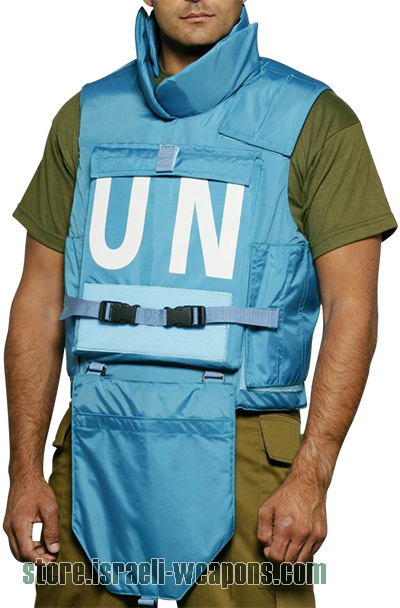 Hagor UN Personal Bullet Proof Vest Level 3A IIIA