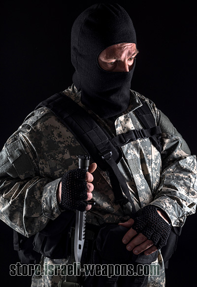 Anti-Stab (Knife/Spike) Bulletproof Vest