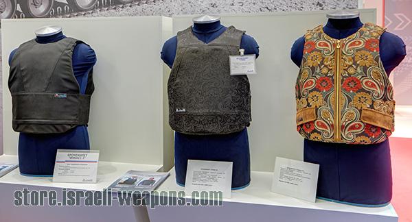 Civilian Bullet Resistant Vest